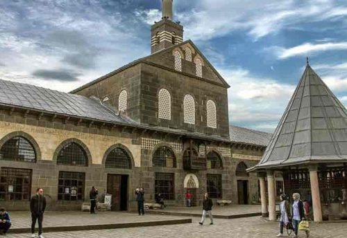 Diyarbakır Cami Isıtma Sistemleri